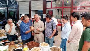 Tacikistan Tarım Bakanlığı heyeti Adıyamanda