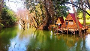 Türkiye'nin keşfedilmeyi bekleyen saklı cennetleri... Hepsi sessiz, sakin ve huzurlu