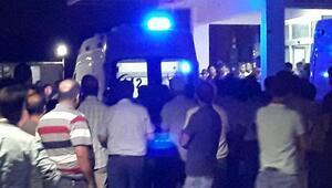 Diyarbakır'da minibüsün geçişi sırasında patlama