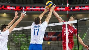 Milli Takım Rusyaya 3-1 mağlup oldu