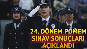 24. Dönem POMEM sınav sonuçları açıklandı 3 bin polis alımı sınav sonucu sorgulama