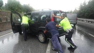 İzmit'te zincirleme kaza: 3 yaralı