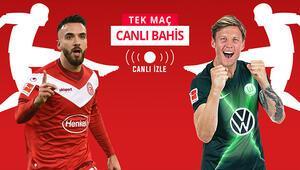 Bundesligada haftanın açılış maçına Misli.comda CANLI BAHİS oyna