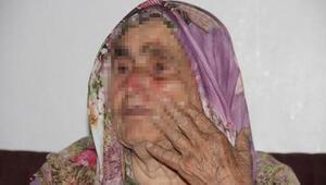 80 yaşındaki kadına tecavüz girişiminde bulunup darp etti