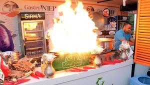 Gaziantepin yöresel lezzetleri GastroAntep ile dünyanın karşısına çıktı