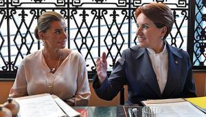 İYİ Parti Genel Başkanı Akşener: Anahtar partiyiz