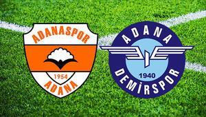 Adanada 60. kez derbi heyecanı Geride kalan 59 maçta...