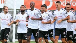 Beşiktaş, Gazişehir Gaziantep maçı hazırlıklarını tamamladı