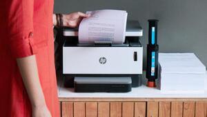 HP, dünyanın ilk toner doldurulabilir tanklı lazer yazıcısını tanıttı