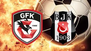 Gazişehir Beşiktaş maçı ne zaman, saat kaçta