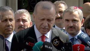Son dakika: Cumhurbaşkanı Erdoğandan Diyarbakır saldırısı açıklaması