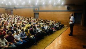 Nurdağı'nda öğretmenlere 15 Temmuz semineri