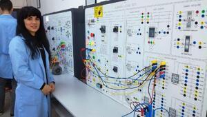 Yenişehir'de BEBKA'nın projesiyle geleceğin nitelikli teknisyenleri yetişecek