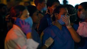 Brezilyada hastane yangını: 10 ölü
