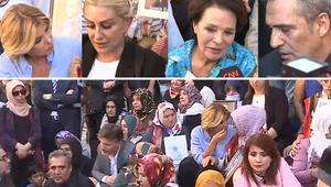Sanatçılar, Diyarbakır Annelerine destek ziyaretine geldi