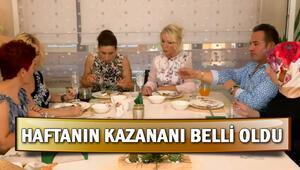 Yemekteyizde kim birinci oldu Yemekteyiz 13 Eylül haftanın kazanan yarışmacısı...