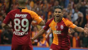 Galatasaray - Kasımpaşa: 1-0