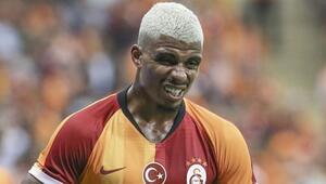 Galatasarayda bir sakat daha Luyindamadan sonra...