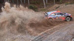 WRCde Yeşilbelde, Kızlan ve Datça etaplarında yarışlar başladı