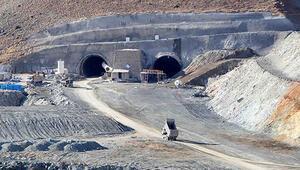 Kop Tünelinin bir kısmı 2020'nin sonunda trafiğe açılacak