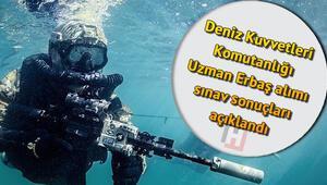 Deniz Kuvvetleri Komutanlığı Uzman Erbaş alımı sınav sonuçları açıklandı | MSB sınav sonucu sorgulama