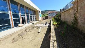 Tokat Şehir Müzesine uygulama bahçesi kuruluyor