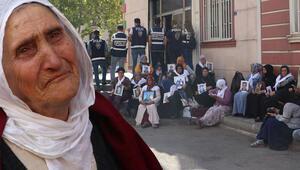 HDP önündeki eylemde 12nci gün; aile sayısı 32 oldu