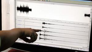 Son dakika... Çankırıda peş peşe depremler Ankarada da hissedildi