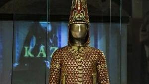 'Altın Elbiseli Adam' Başkente geldi