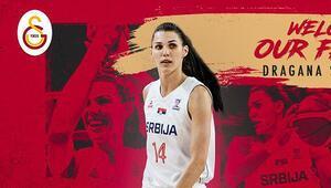 Galatasaray Kadın Basketbol Takımı, Dragana Stankovici transfer etti