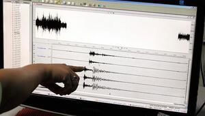 Son dakika: Çankırı sallanmaya devam ediyor Bir deprem daha oldu...
