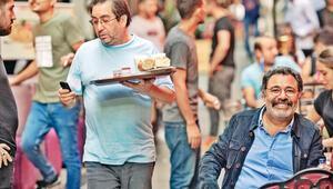 Ahmet Ümit'le yeni İstanbul üzerine Beyoğlu küllerinden doğacak