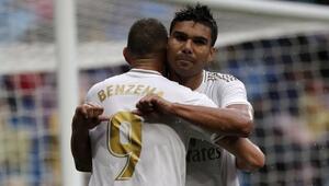 Real Madrid 3-2 Levante | İspanya La Liga maçı...