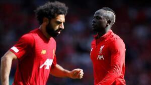 Liverpool, Salah ve Maneyle güldü