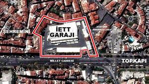 Topkapı İETT Garajı hakkında önemli karar