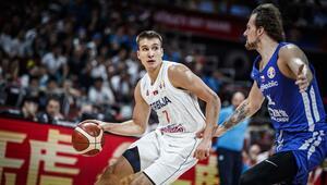 Sırbistan, Çekyayı yendi ve 5. oldu Bogdanovic yıldızlaştı...