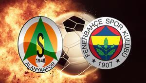 Alanyaspor Fenerbahçe maçı ne zaman saat kaçta