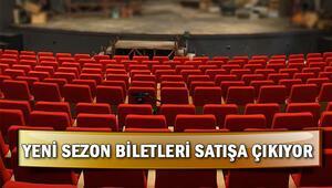 İBB Şehir Tiyatroları yeni sezon tarihi belli oldu Biletler 18 Eylülde satışa çıkıyor