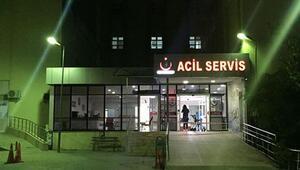 İşçiler kimyasal maddeden etkilendi, acil servis kapatıldı