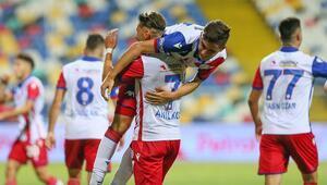 Altınordu - Eskişehirspor: 4-1