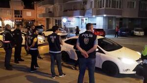 Bursada 150 polisle Huzur İnegöl operasyonu