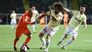 Fenerbahçe ligde 8 maçtır yenilmiyor Son mağlubiyet Alanyadaydı...