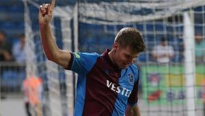 Sörloth Trabzonsporda yeniden doğdu