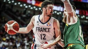 Fransa, FIBA Dünya Kupasında 3. oldu Maça De Colo damgası...