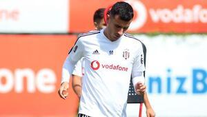 Beşiktaşa Oğuzhan Özyakup müjdesi Takımla çalıştı...