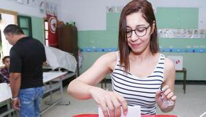 Tunus'ta seçimlere katılım düşük