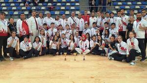 Balkan Tekvando Şampiyonasında Türkiye şampiyon