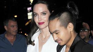 Angelina'nın kabusu: Oğlum ellerimden kayıp gitmesin