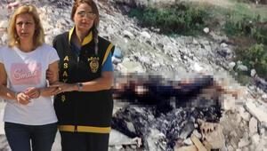 Sır cinayet 13 yıl sonra çözüldü Kocasını sevgilisine bıçaklatıp cesedini yakmış