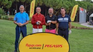 Kemer Country Club'ta Pegasus Golf Challenge Turnuvası 11. kez gerçekleştirildi